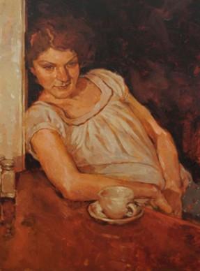 representational art paintings