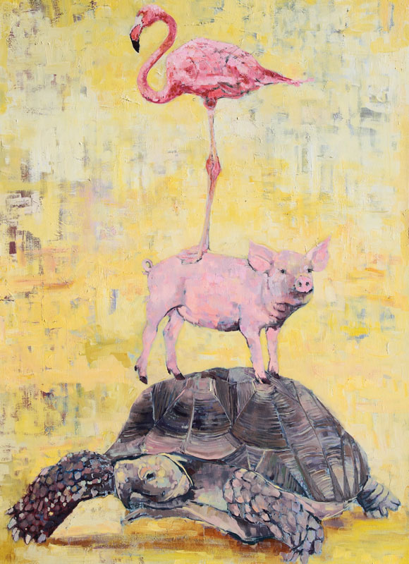 contemporary representational art