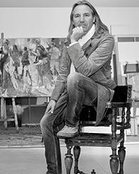 Voka, contemporary representational artist